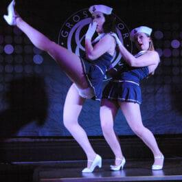 Vintage Sailor Girl Dancers London