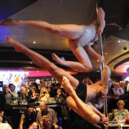 Male and Female Pole Dancer duo in Brighton