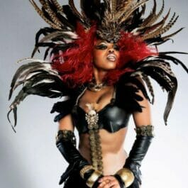 Tribal Dancer and Burlesque Artist London Shows