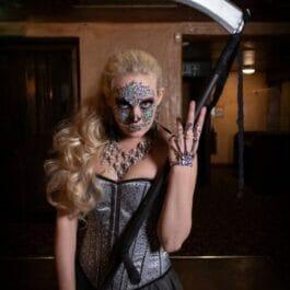Halloween Grim Reaper Dancer