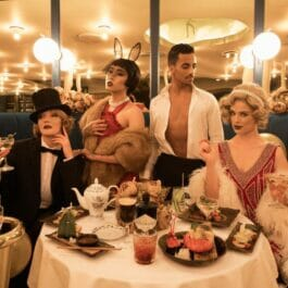 Vintage Cabaret Performers In London