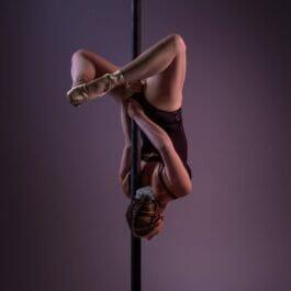 Acrobat Ballerina Pole Dancer