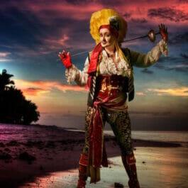 Pirate Cabaret Act