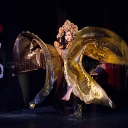 Vintage Isis Wings Dancer Brighton