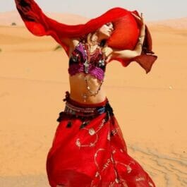 Belly Dancer For Corporate Events