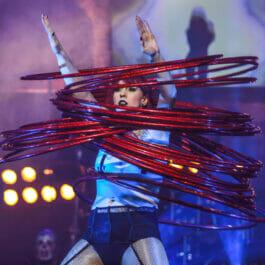 Hula Hoop Act In London