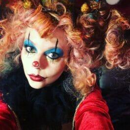 Cute Clown Performer