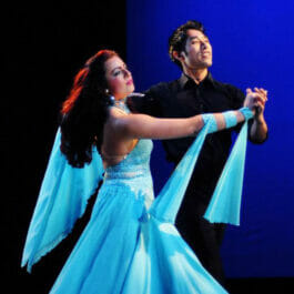 Two ballroom dancers available for hire in Brighton & London