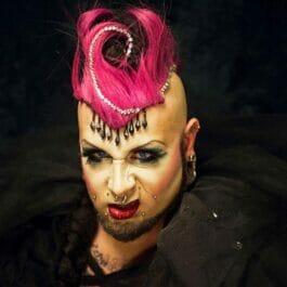 Cabaret Freakshow Host