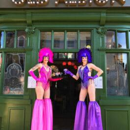 Meet And Greet Showgirls