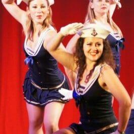 Cute Sailor Performers Brighton