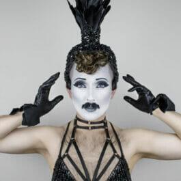 Cabaret Clown Drag