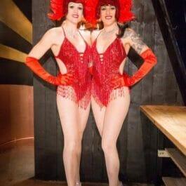 Show girls For Corporate Events Mix And Mingle