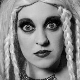 Halloween Witch Performer Brighton